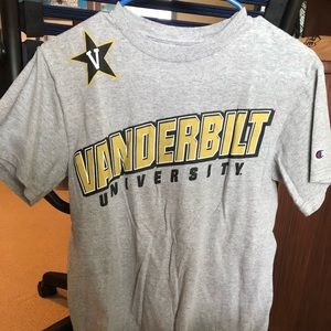 Vanderbilt shirt